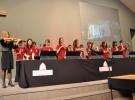 Concertul Orchestrei de Clopote ITA la Bogenhofen