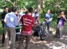 Misiune în parcul Titan