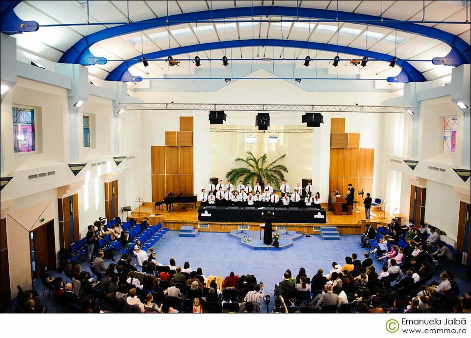 Ansamblu sală - Concert de Clopote şi Orgă