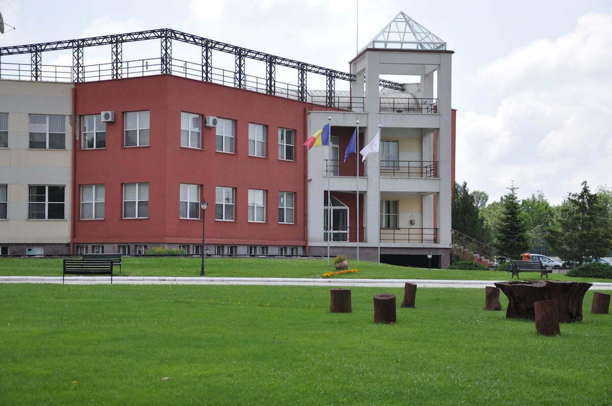 Campus universitar al Institutului Teologic Adventist