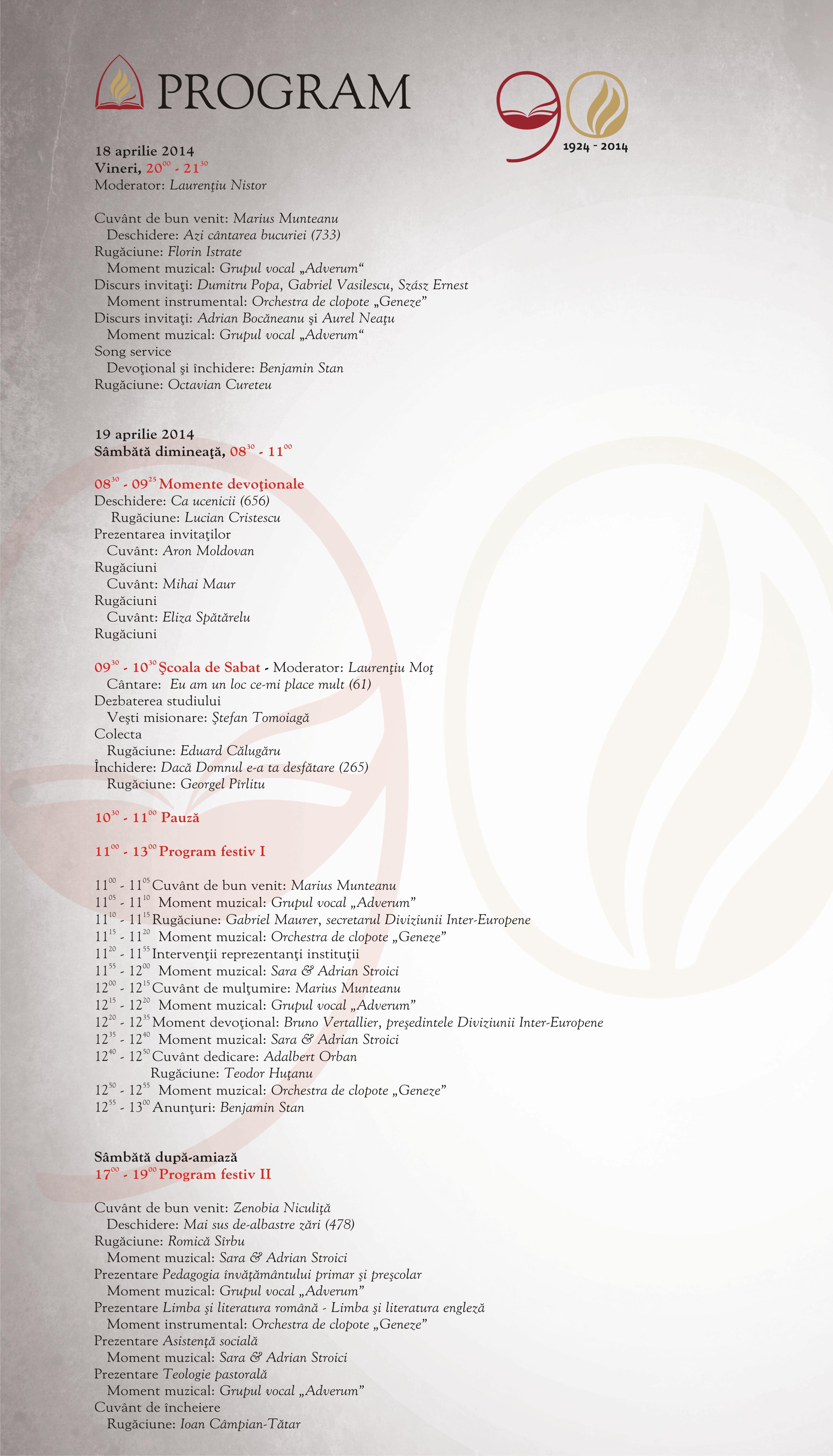Program ITA 90 A4L 2