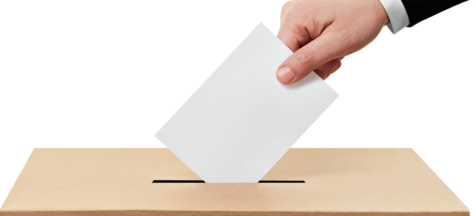 Hand-Voting-Slider